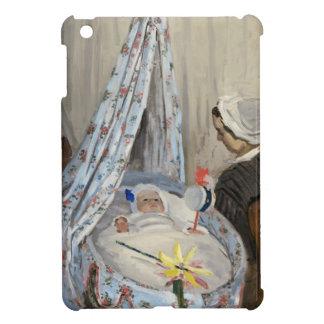 Coques Pour iPad Mini Claude Monet | le berceau, Camille avec le fils