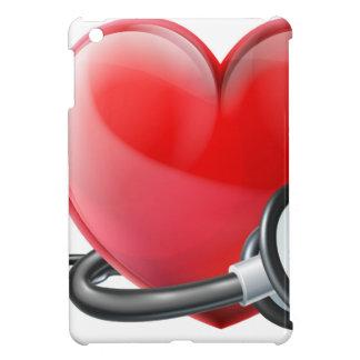 Coques Pour iPad Mini Coeur et concept de stéthoscope
