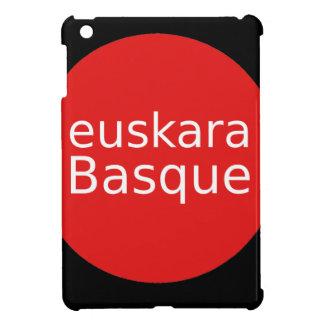 Coques Pour iPad Mini Conception de langue Basque