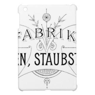 Coques Pour iPad Mini conception vintage allemande de typographie