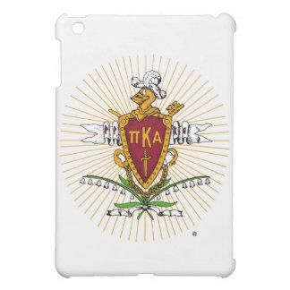 Coques Pour iPad Mini Couleur de crête de PKA patinée