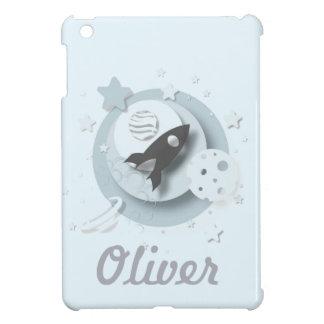 Coques Pour iPad Mini Couverture personnalisable d'iPad de lune et
