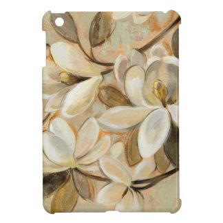 Coques Pour iPad Mini Crème de simplicité de magnolia
