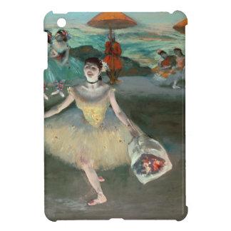Coques Pour iPad Mini Danseur d'Edgar Degas | avec le bouquet, faisant
