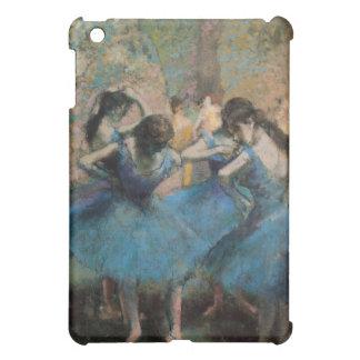 Coques Pour iPad Mini Danseurs d'Edgar Degas | dans le bleu, 1890