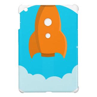 Coques Pour iPad Mini Décollage de bateau de Rocket