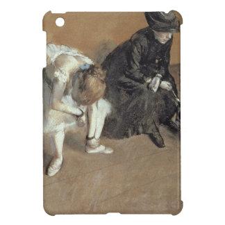 Coques Pour iPad Mini Edgar Degas | attendant, c.1882