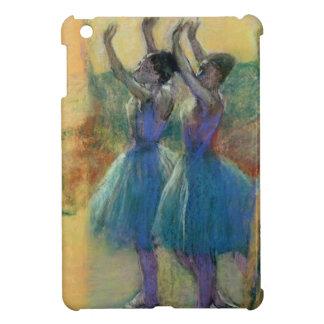 Coques Pour iPad Mini Edgar Degas | deux danseurs bleus