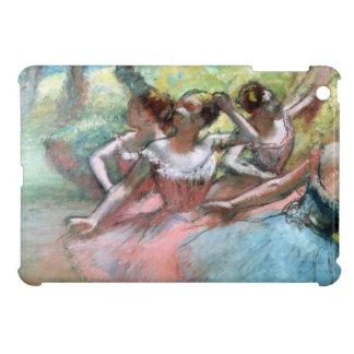 Coques Pour iPad Mini Edgar Degas | quatre ballerines sur l'étape