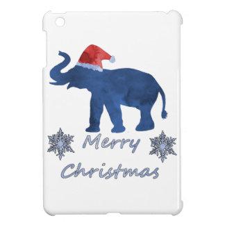 Coques Pour iPad Mini Éléphant de Noël