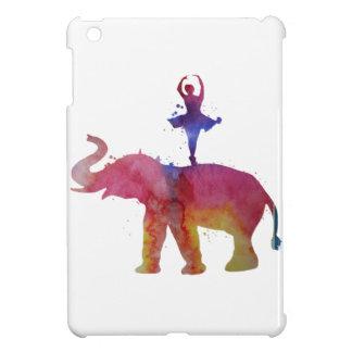 Coques Pour iPad Mini Éléphant et ballerine