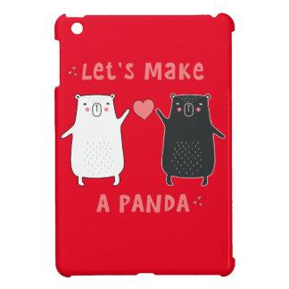 Coques Pour iPad Mini faisons un panda