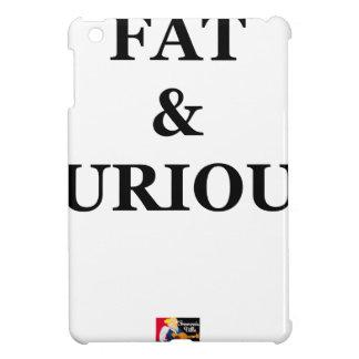 Coques Pour iPad Mini FAT & FURIOUS - Jeux de Mots - Francois Ville