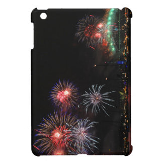 Coques Pour iPad Mini Feux d'artifice de NYE au-dessus du théatre de