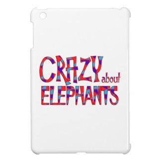 Coques Pour iPad Mini Fou au sujet des éléphants