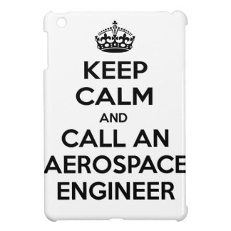Coques Pour iPad Mini Gardez le calme et appelez un ingénieur