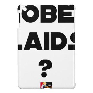 Coques Pour iPad Mini Gobe-Laids ?! - Jeux de Mots - Francois Ville