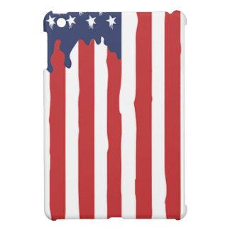 Coques Pour iPad Mini Graffiti Etats-Unis de drapeau américain uni