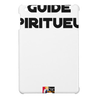 Coques Pour iPad Mini Guide Spiritueux - Jeux de Mots - Francois Ville