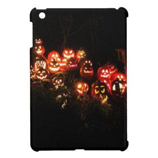 Coques Pour iPad Mini Halloween Jack-o'-lantern recueillant le mini cas