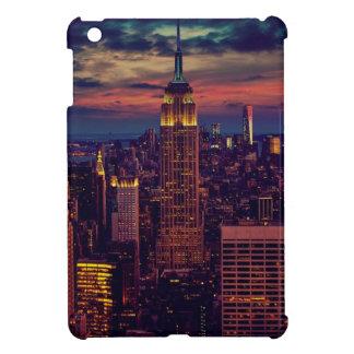 Coques Pour iPad Mini Horizon de crépuscule de New York City