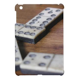 Coques Pour iPad Mini Jeu vintage en bois de dominos de domino de