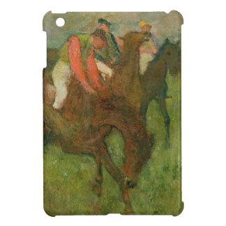 Coques Pour iPad Mini Jockeys d'Edgar Degas |, 1886-90