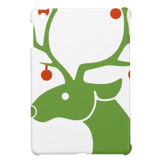 Coques Pour iPad Mini Joie de vacances de Noël de renne