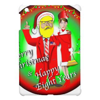 Coques Pour iPad Mini Joyeux Noël et huit années heureuses