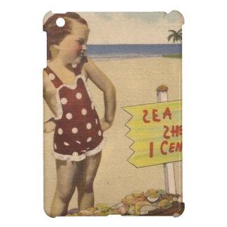 Coques Pour iPad Mini La rétro mer vintage d'art écosse la Floride