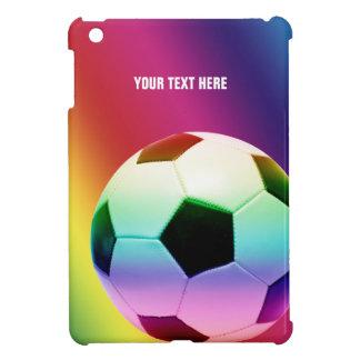 Coques Pour iPad Mini Le football coloré Girly du football |