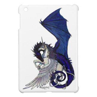 Coques Pour iPad Mini Licorne et dragon À AILES