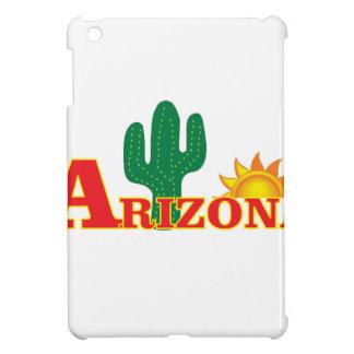 Coques Pour iPad Mini Logo de l'Arizona simple
