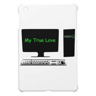 Coques Pour iPad Mini Mon amour vrai mon ordinateur