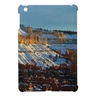 Coques Pour iPad Mini neige au bryce