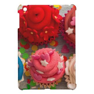 Coques Pour iPad Mini petits gâteaux colorés