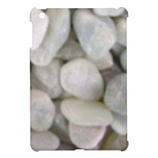 Coques Pour iPad Mini pierres blanches lisses des roches