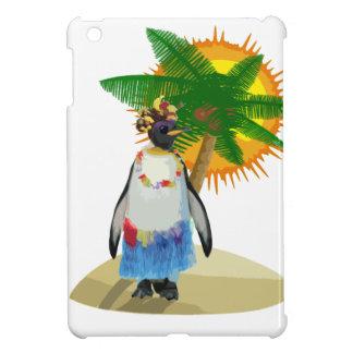 Coques Pour iPad Mini Pingouin tropical