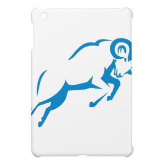 Coques Pour iPad Mini Polygone de tête de chat de Lynx bas