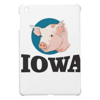 Coques Pour iPad Mini porcs de l'Iowa