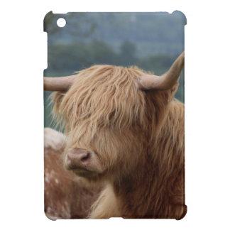 Coques Pour iPad Mini portrait des bétail des montagnes