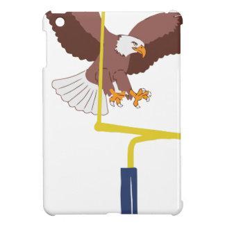 Coques Pour iPad Mini poteau de but d'aigle