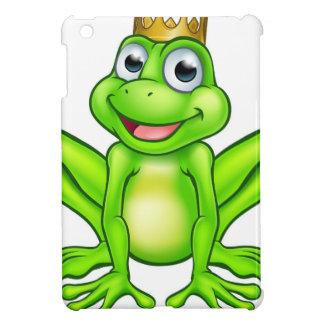 Coques Pour iPad Mini Prince de grenouille de bande dessinée
