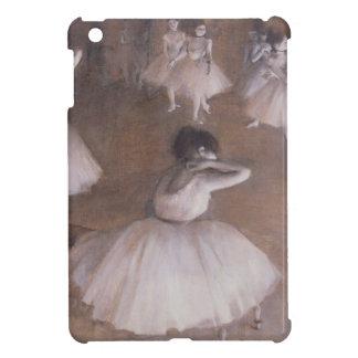 Coques Pour iPad Mini Répétition de ballet d'Edgar Degas | sur l'étape,