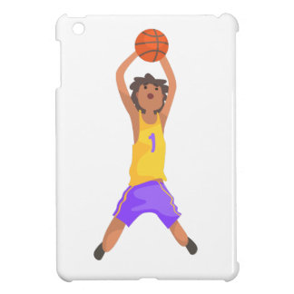Coques Pour iPad Mini Sauter et action de lancement Stic de joueur de