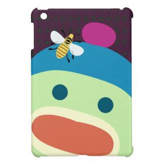Coques Pour iPad Mini Singe et abeille de chaussette