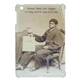 """Coques Pour iPad Mini Thomas """"Tom aveugle"""" Wiggins, 1861"""