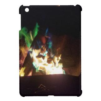 Coques Pour iPad Mini un feu chaud