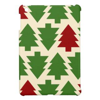 Coques Pour iPad Mini Vacances d'arbres de Noël
