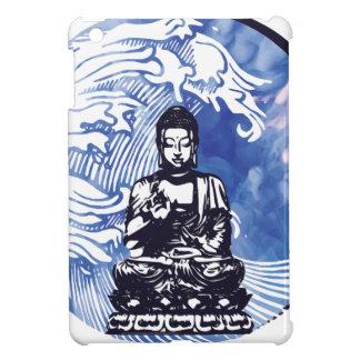 Coques Pour iPad Mini Vague d'eau profonde de Bouddha